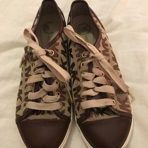 Michael Kors tennis shoes!